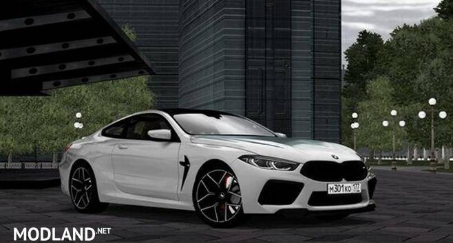 Bmw M8 F92 Coupe 2020 [1.5.8]